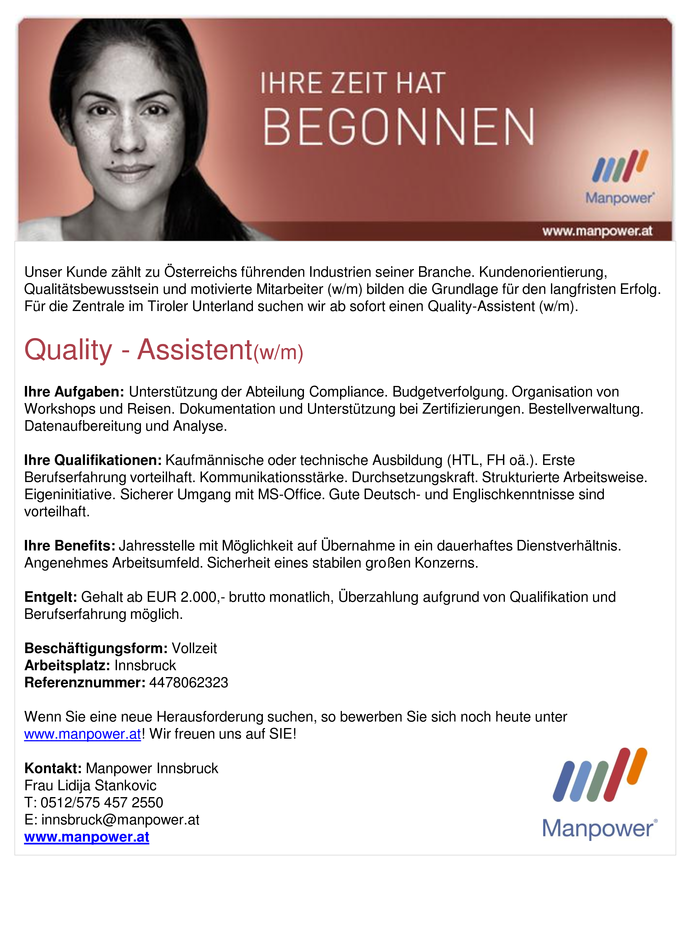 Quality-Assistent