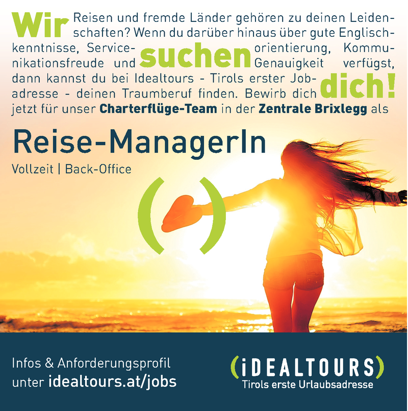 Reise-ManagerIn