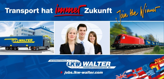 TRAINEE PROGRAMM INTERNATIONALE LOGISTIK MIT ITALIENISCH