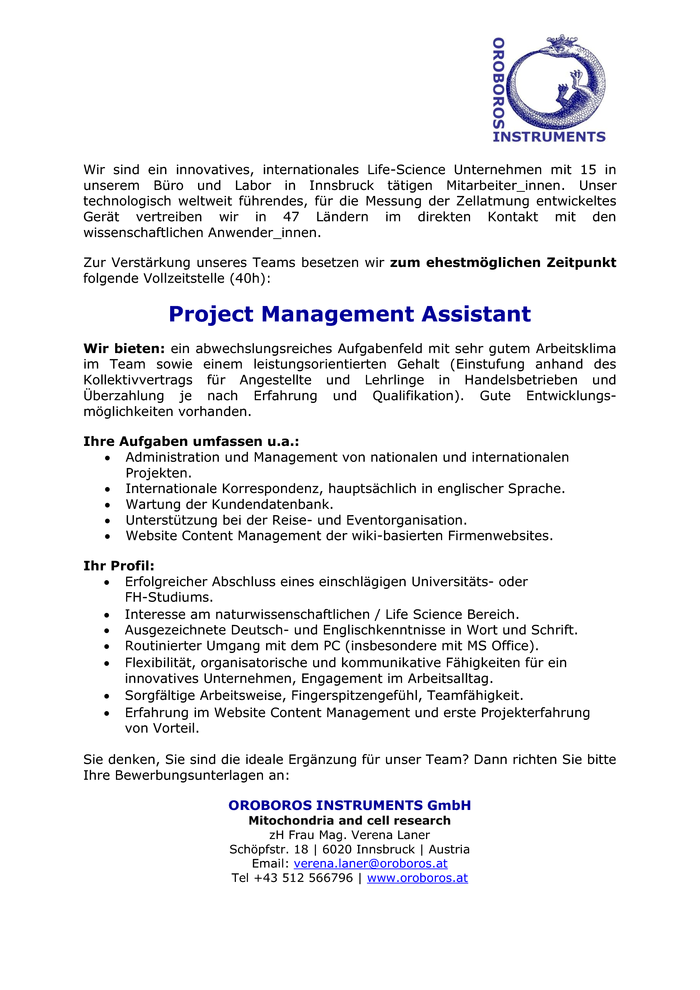 Project Management Assistant