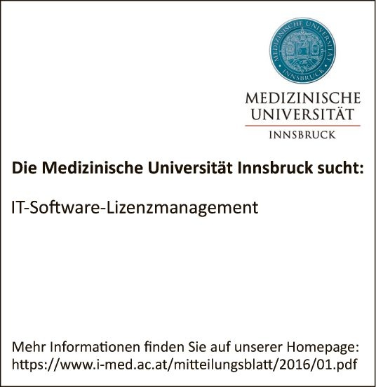 IT-Software-Lizenzmanagement
