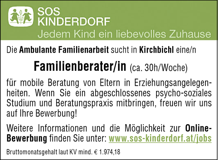 Familienberater/in
