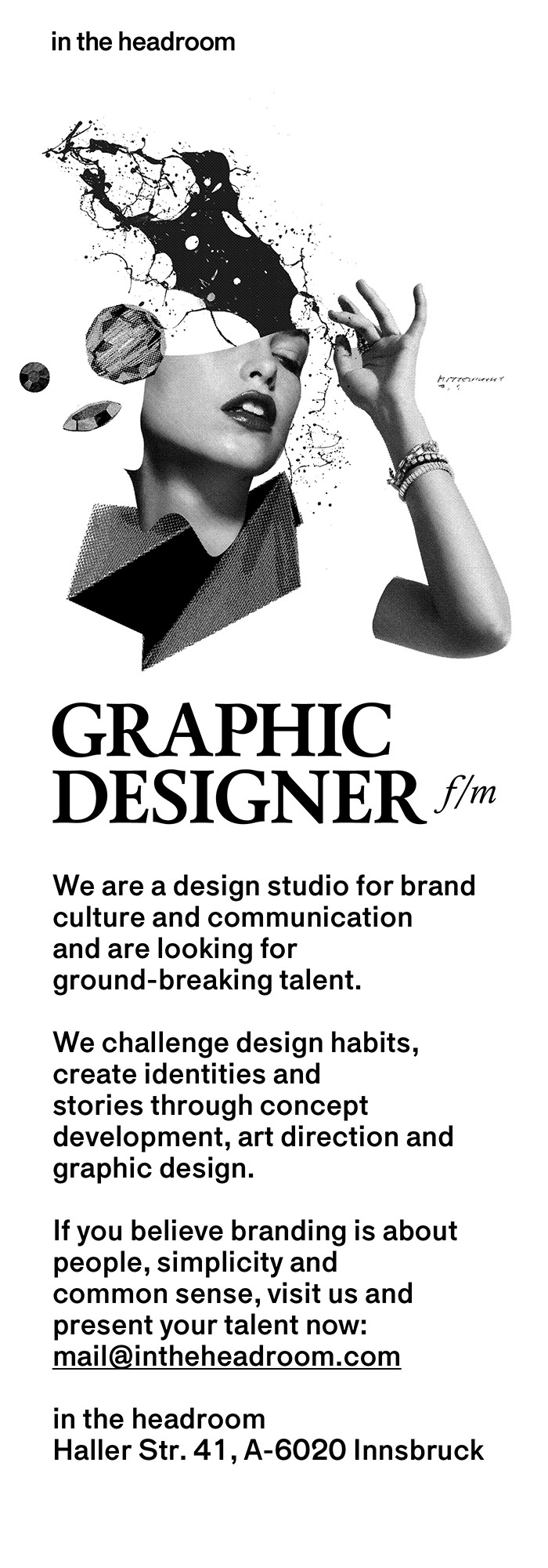 Graphic Designer (f/m)