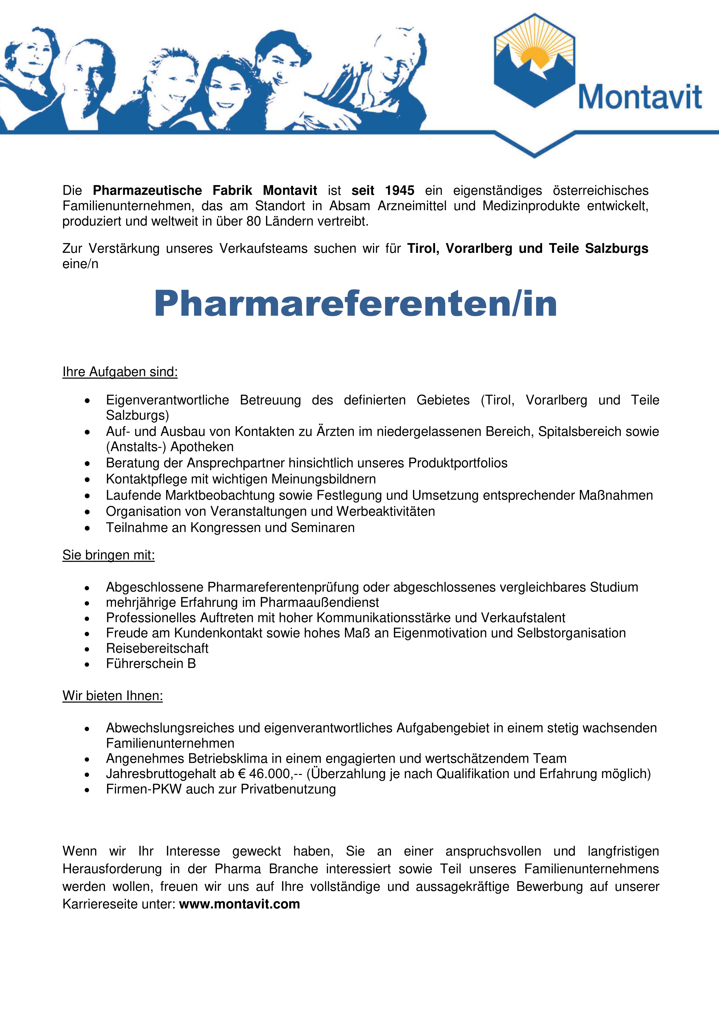 Pharmareferenten/in