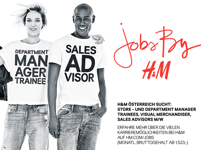 STORE - UND DEPARTMENT MANAGER TRAINEES / VISUAL MERCHANDISER / SALES ADVISORS M/W