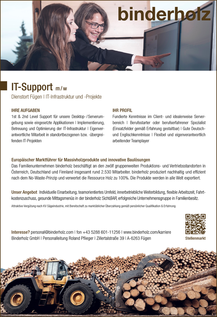 IT-Support m / w