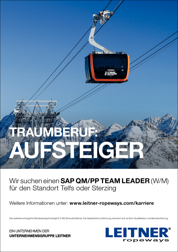 SAP QM/PP Team Leader (w/m)