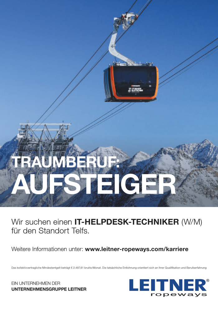 IT-Helpdesk-Techniker (w/m)