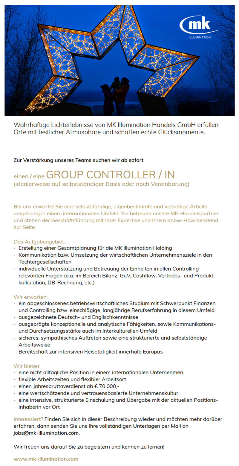 GROUP CONTROLLER / IN