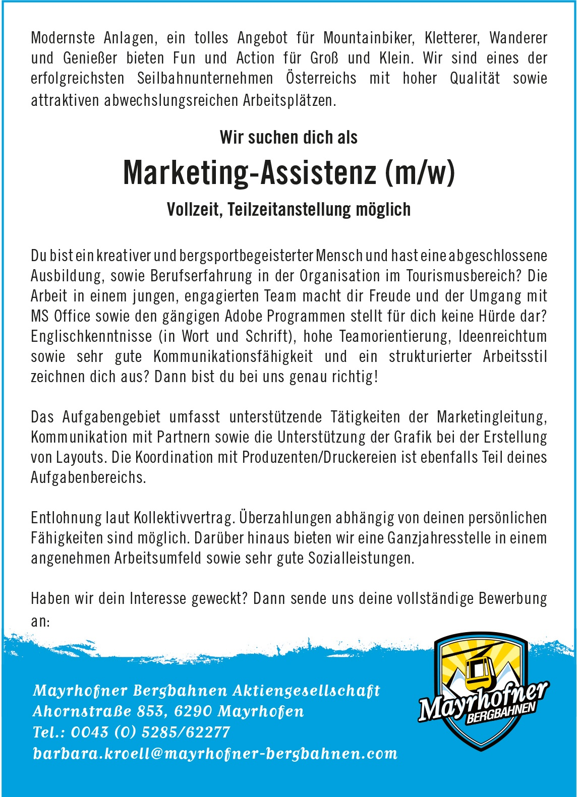 MARKETING-ASSISTENZ