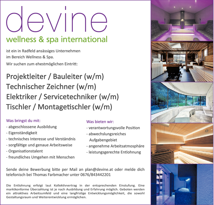 devine wellness & spa international sucht...