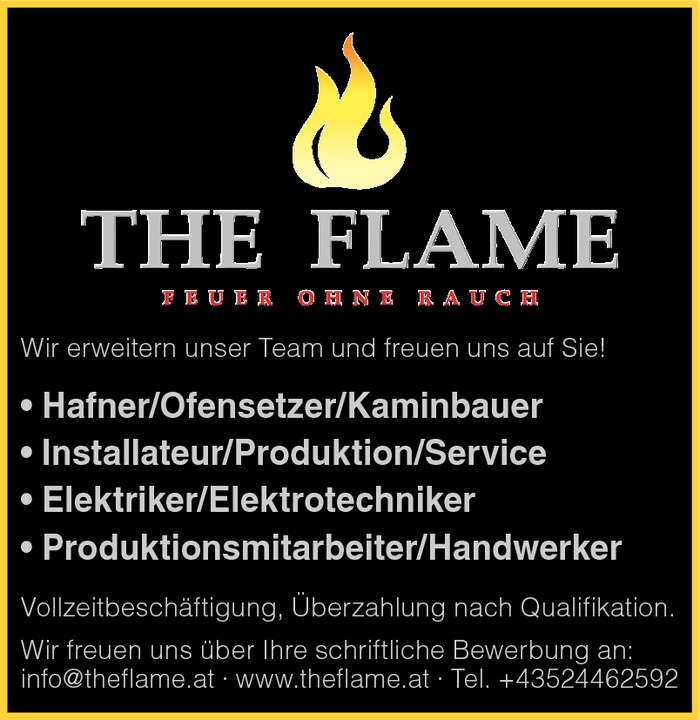 The Flame sucht ...