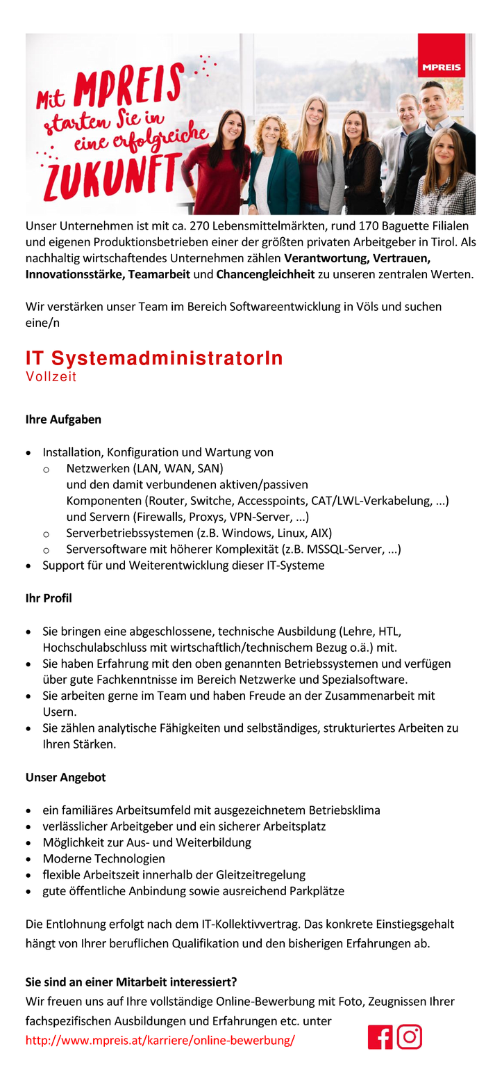 IT-SystemadministratorIn